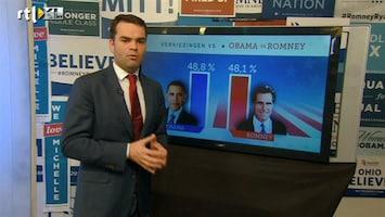 RTL Nieuws Verkiezingen VS nek-aan-nek race