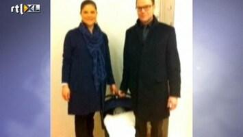 RTL Nieuws Zweeds prinsesje geboren