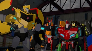 Transformers Robots In Disguise - Afl. 1