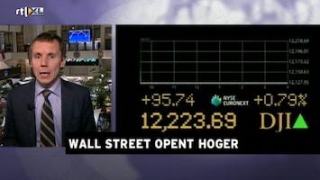 Rtl Z Opening Wall Street - Afl. 112