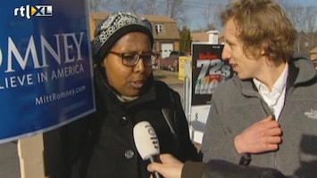 RTL Nieuws Nederlandse studenten helpen Romney
