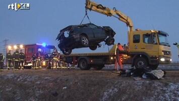 RTL Nieuws Dodelijk ongeluk in Noord-Oost Groningen