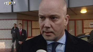 RTL Nieuws 'Cruijff en Van Gaal, goed voor Ajax'