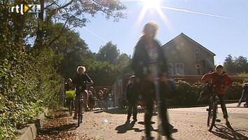 RTL Nieuws Minister wil betere fietsopleiding kinderen