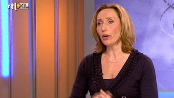 RTL Nieuws '15 cm op hele route lukt niet'