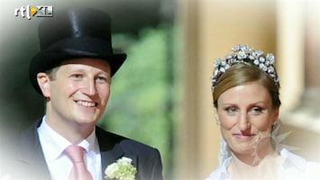 RTL Boulevard Trouwerij prins Friedrich en prinses Sophie