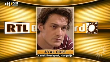 RTL Boulevard Ayal Oost neemt rol Beau Schneider over