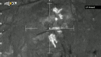 RTL Nieuws Colombiaanse luchtmacht valt rebellenkamp aan
