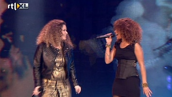 The Voice Of Holland: The Results Duet Sharon & Iris