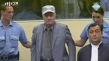RTL Nieuws Mladic krijgt niet advocaat die hij wil