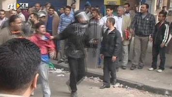 RTL Nieuws Egyptenaren helpen bij arrestatie betogers