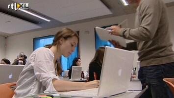 Editie NL Examenfraude niet geslaagd