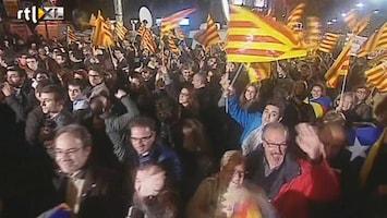 RTL Nieuws Catalaanse regeringspartij verliest fors