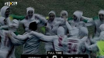 RTL Nieuws Iraanse voetbalsters balen van hoofddoek