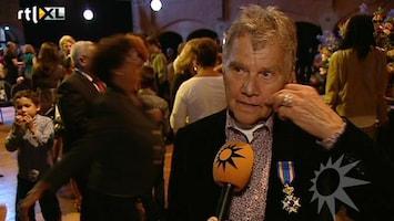 RTL Boulevard Journalist verklapt Willems onderscheiding