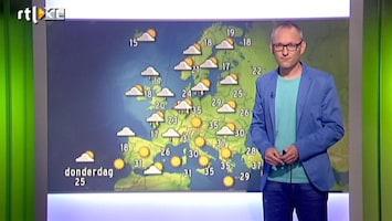 RTL Weer Update Vakantieweer 19 juni 2013 12:00 uur
