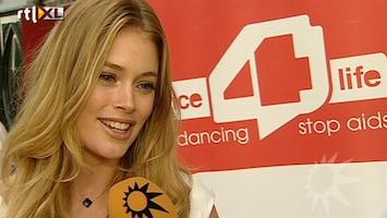RTL Boulevard Doutzen Kroes voor Dance4Life