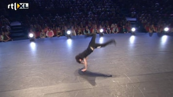 So You Think You Can Dance - Boeddhistische Bboy Liam