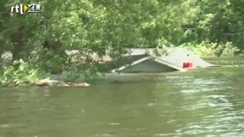 RTL Nieuws 800 Amerikaanse huizen onder water