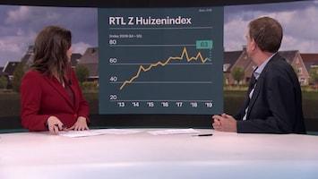 Hoogtepunt huizenmarkt nog niet in zicht