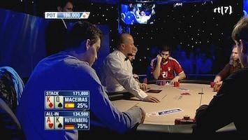 Rtl Poker: European Poker Tour - Uitzending van 12-11-2011