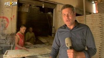 RTL Nieuws Onrust Egypte om broodprijzen
