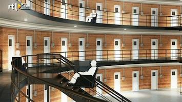 RTL Late Night Ouderen in een gevangenis verzorgen?
