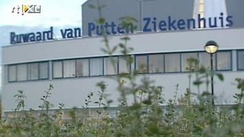 RTL Nieuws Ontslagen bij Ruwaard van Putten Ziekenhuis