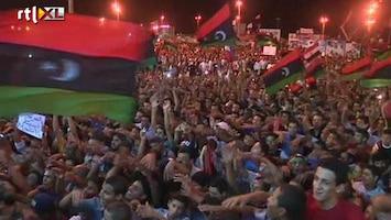 RTL Nieuws Libische rebellen veroveren Tripoli