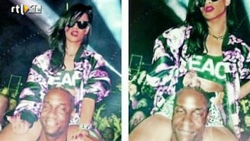 RTL Boulevard Rihanna is losgeslagen