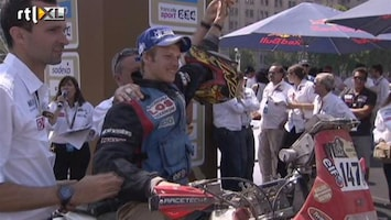 Rtl Gp: Dakar 2012 - Interview Robert Van Pelt