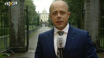 RTL Nieuws Koninklijke familie bijeen om prinses Mabel te steunen