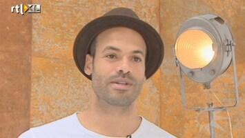 RTL Boulevard Alain Clark deelt zijn liefde met... muziek