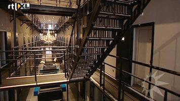 RTL Boulevard Gevangenis omgetoverd tot hotel