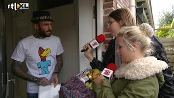 Britt & Ymke En Het Mysterie Van ... - Op Ziekenbezoek Bij Ben Saunders