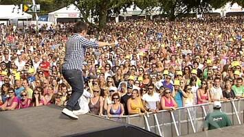 RTL Boulevard Zomerhitte tijdens festivals