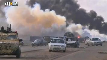 RTL Nieuws NAVO niet blij met Nederlandse inzet Libië