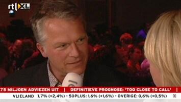 RTL Nieuws Wouter Bos: Samsom heeft ons erbovenop geholpen