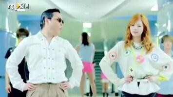 RTL Nieuws Gangnam style versie 752345