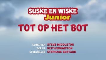 Suske En Wiske Junior - Tot Op Het Bot
