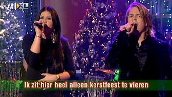 Carlo & Irene: Life 4 You Andre en Roxeanne Hazes zingen Eenzame Kerst
