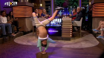 RTL Late Night Justen can Dance