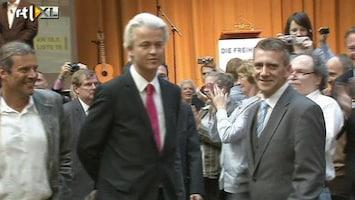 RTL Nieuws Wilders moet Duitse partij aan zetels helpen