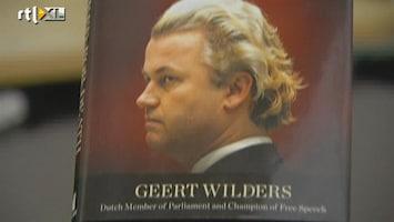 RTL Nieuws Nieuw boek van Geert Wilders