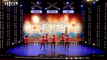 Holland's Got Talent Ruige Boys
