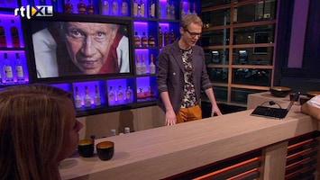 RTL Late Night Gerrie Mühren de reden dat Johan Cruijff met 14 speelde