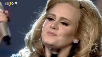 RTL Boulevard Kritiek op baby Adele