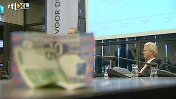 RTL Nieuws Frits Wester: Gulden komt er niet