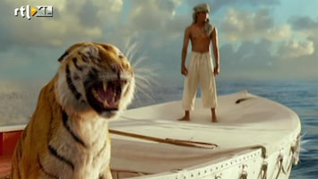 RTL Boulevard Life of Pi in bioscoop