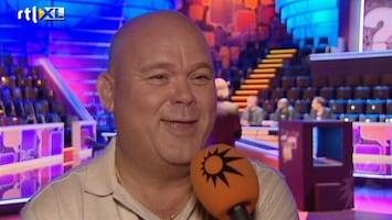 RTL Boulevard Paul bloedfanatiek bij Wie Ben Ik?